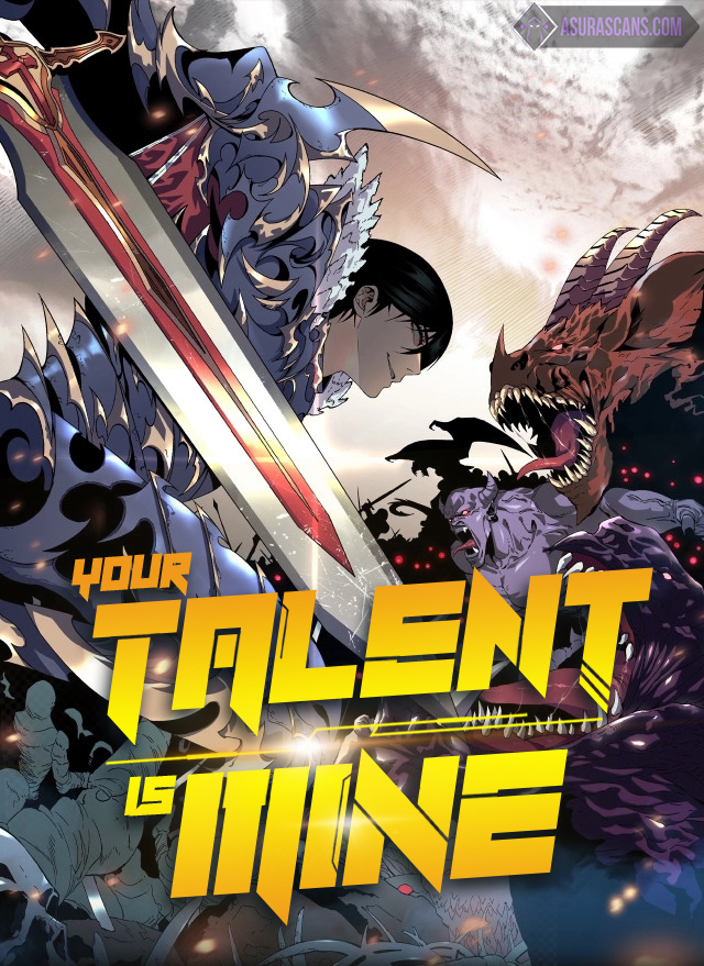 Your Talent is Mine Scan ITA